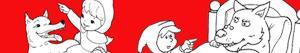 desenhos de Chapeuzinho Vermelho ou Capuchinho Vermelho  para colorir