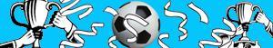 desenhos de Futebol - Campeões das Ligas Nacionais na Europa para colorir