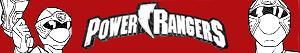 desenhos de Power Rangers para colorir