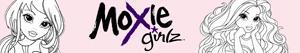 desenhos de Moxie Girlz para colorir