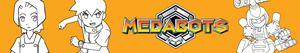 desenhos de Medabots para colorir