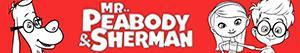desenhos de Peabody e Sherman para colorir