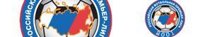 desenhos de Escudos do Campeonato Russo de Futebol para colorir